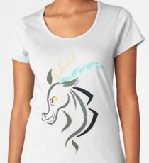 Discord Tribal Women's Premium T-Shirt