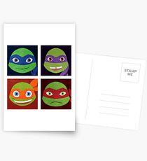 Turtle Bunch Postcards