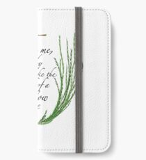 Move Me iPhone Wallet/Case/Skin
