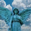 Blue Angel by Bob  Perkoski
