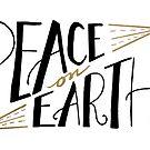 Peace on earth by crystalliora