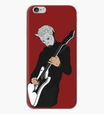 Ghoul On Guitar iPhone Case