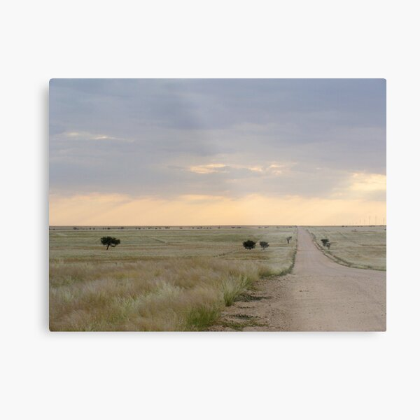 Magical Journey Metal Print