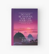YEARTEXT 2019 (Purple Sunset) Hardcover Journal