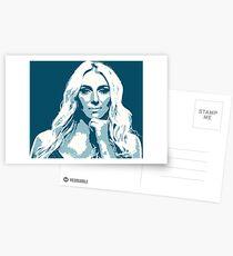 Charlotte Flair Postcards