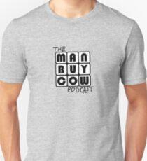 ManBuyCow B&W Roobix Unisex T-Shirt