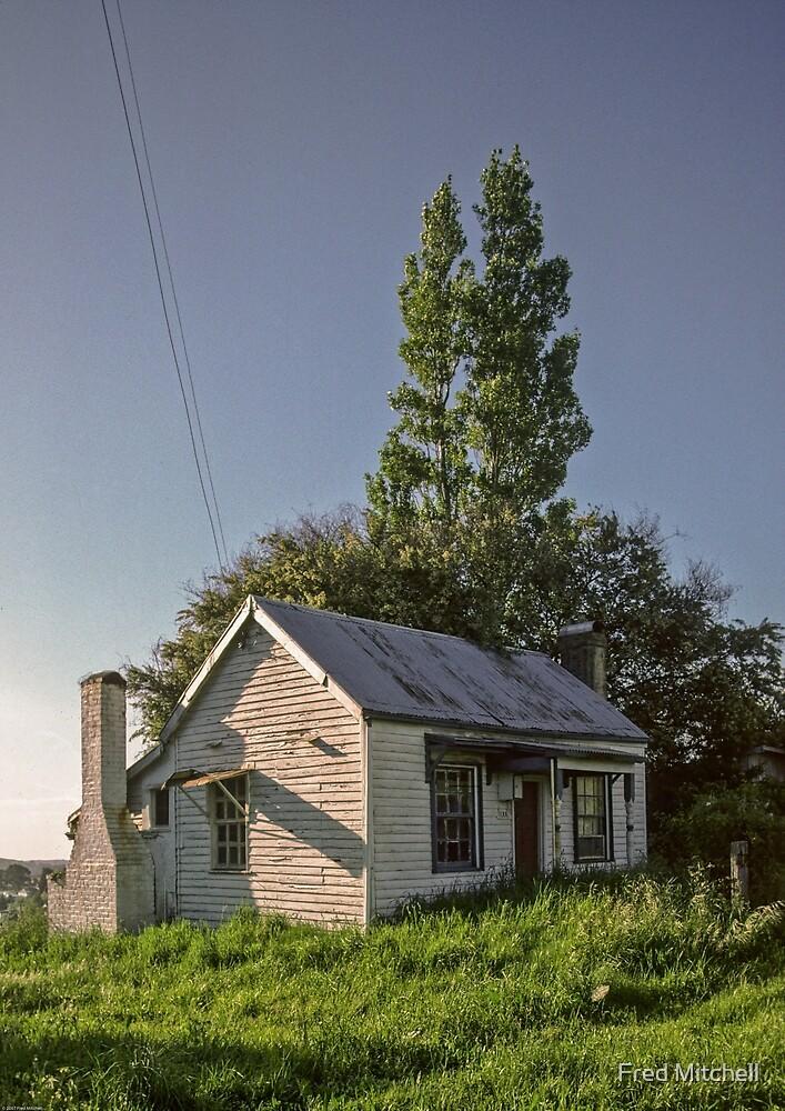 Daylesford Fachwerkhaus 19861106 0056 von Fred Mitchell