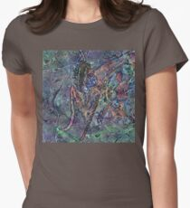 Lepidoptera 2 Women's Fitted T-Shirt