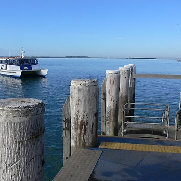 Ferry to Coochie by PhotosByG