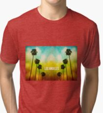 Welcome To Paradise Tri-blend T-Shirt