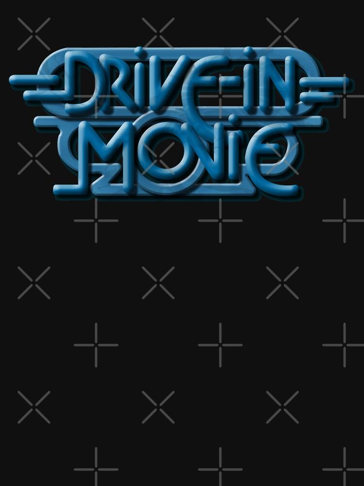 Drive In Movie by nostalgink