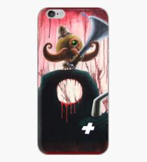 Colonel Henry Walrus Caruthers iPhone Case