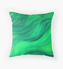EARTH - The Flow Throw Pillow