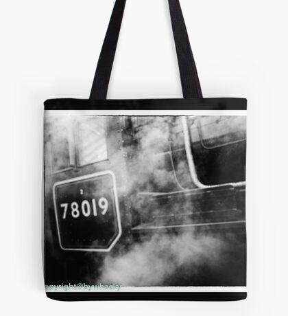 78019 gets steamed up Tote Bag