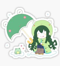 tsuyu Sticker