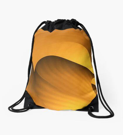 Desert storm Drawstring Bag