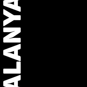 Alanya by designkitsch