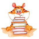 September Tiger : Back to School.... by Lalayf