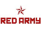 RED ARMY by Thespoon