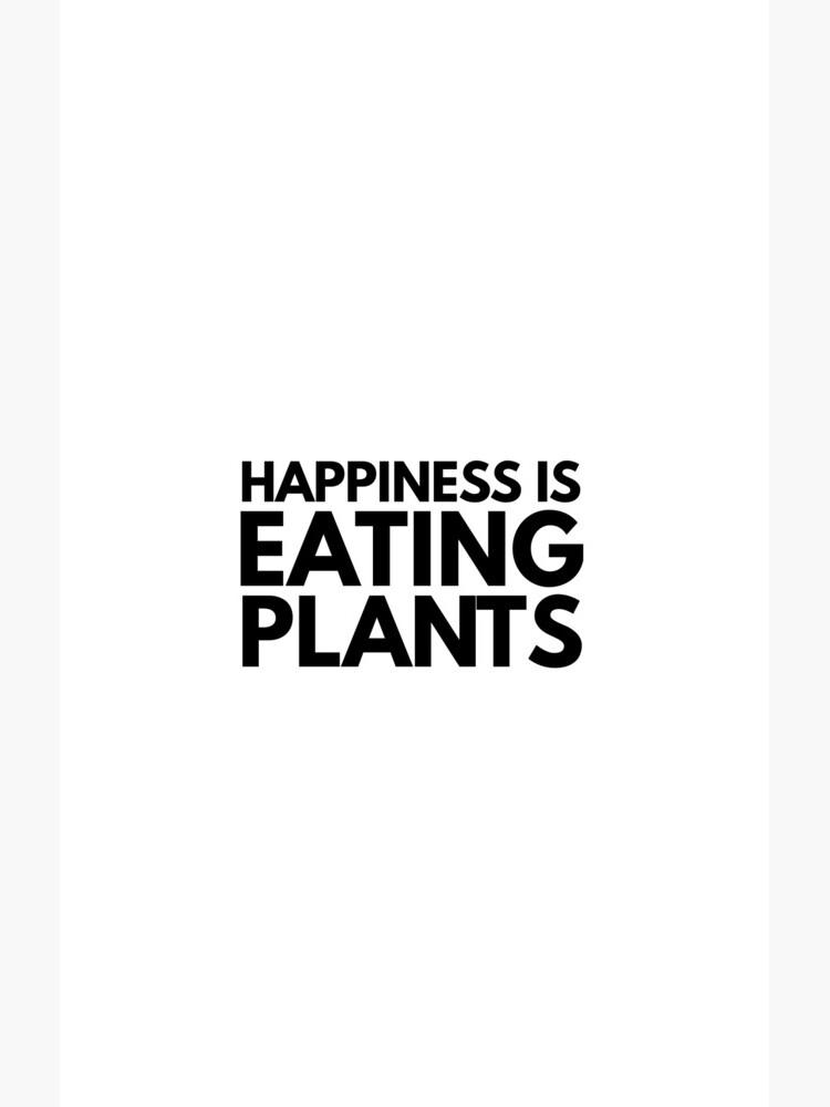 Vegan Plant Lover Funny Gift Idea de FunnyGiftIdeas