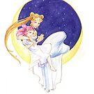 Moonlight Lullaby by FoolishMortal