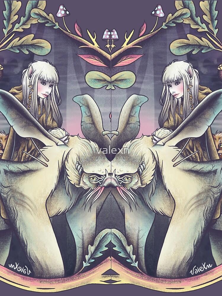 The Dark Crystal by valexn