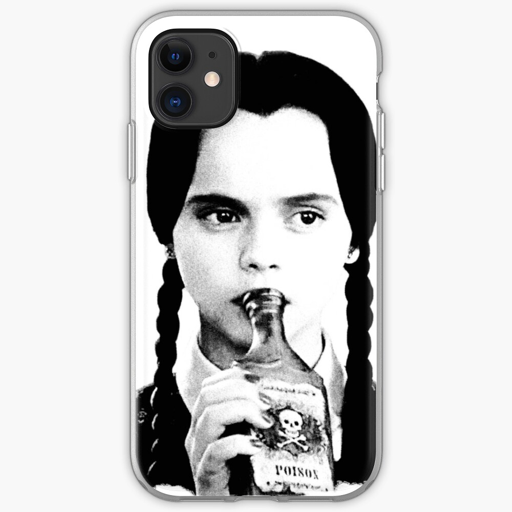 Wednesday Addams | The Addams Family iPhone Case & Cover