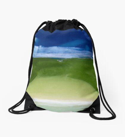 Soaplandscape. II Drawstring Bag