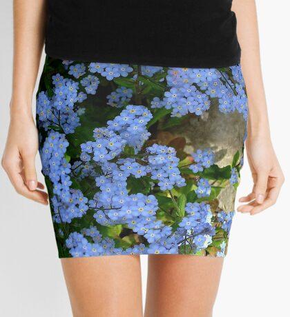 Forget me not. II Mini Skirt
