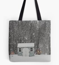 Toy Shed Tote Bag