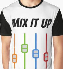 Mix It Up  Graphic T-Shirt