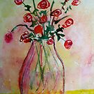 Country Flowers by Marita McVeigh