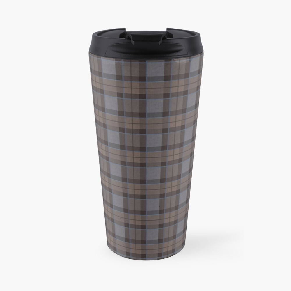 outlander tartan - fraser tartan Travel Mug