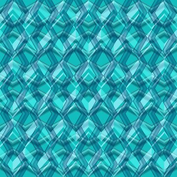 Line Blue Pattern  by elangkarosingo