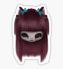 Doll Sticker