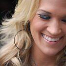 Smile Carrie by Debbi Tannock