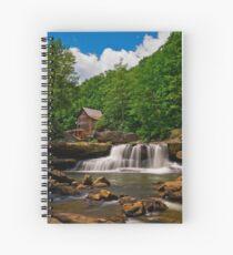 Babcock Grist Mill Spiral Notebook