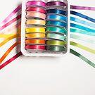 Rainbow Ribbons... by Catherine MacBride