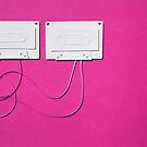 Audio in Pink... by Catherine MacBride