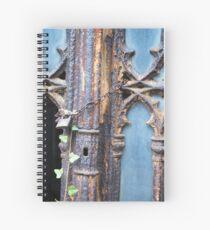 Cuaderno de espiral Iron Gate