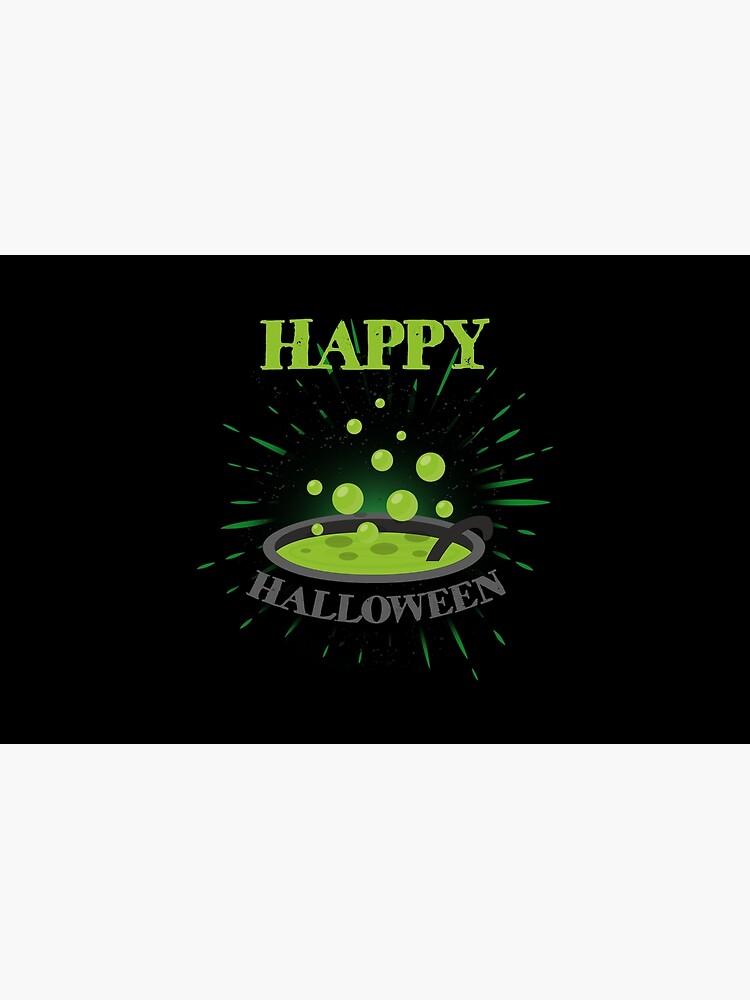 Horror Witch Enchantress Potion Halloween Funny Gift de StunningDesigns