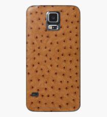 Ostrich Skin Case/Skin for Samsung Galaxy