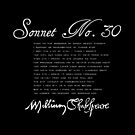 Shakespeare Sonnet No. 30 (Light Version) by Incognita Enterprises
