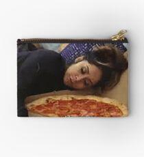 Snooki I Love Pizza Studio Pouch