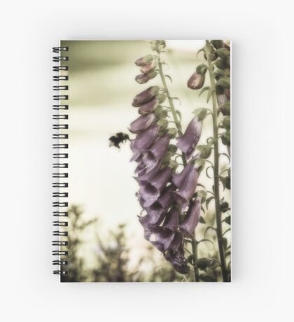 British Summertime Spiral Notebook