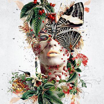 inside butterfly by rizapeker