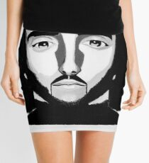 Collin Kaepernick Mini Skirt