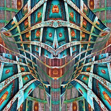The Doors Of Perception by MenegaSabidussi
