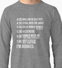 Booked for the Holidays Lightweight Sweatshirt