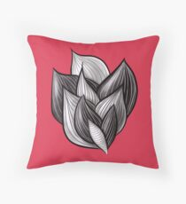 Abstract Dynamic Shapes Throw Pillow